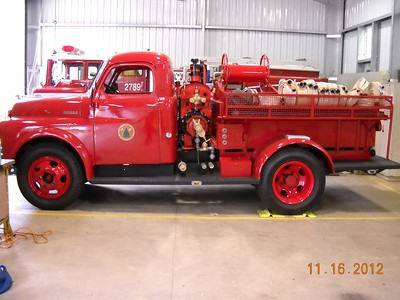 Gallery of Fire Apparatus