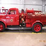Museum Fire Trucks