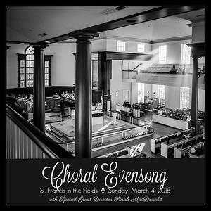 Evensong & Musical Performances