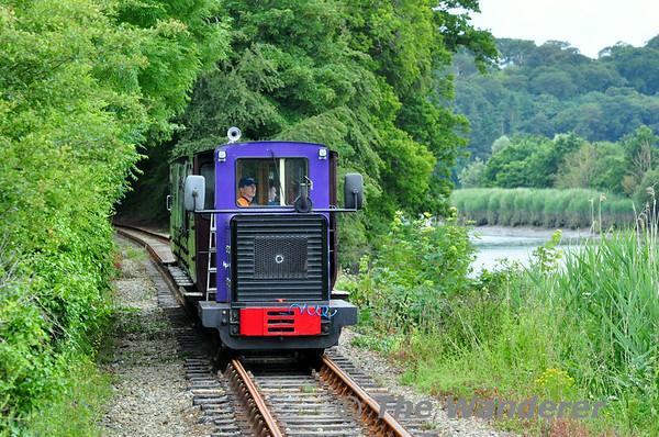 Waterford & Suir Valley Railway Saturday 28th June 2014