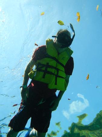 Snorkeling Riviera Adventours