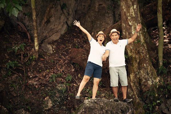 Cris & Ella Engagement Shoot