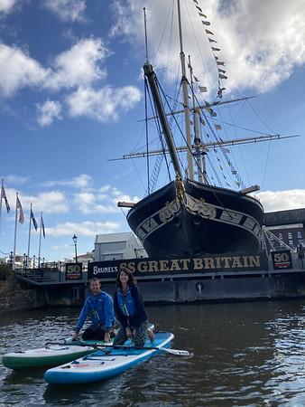 Harbourside Adventure, 10 October, 11:00 (Alice)