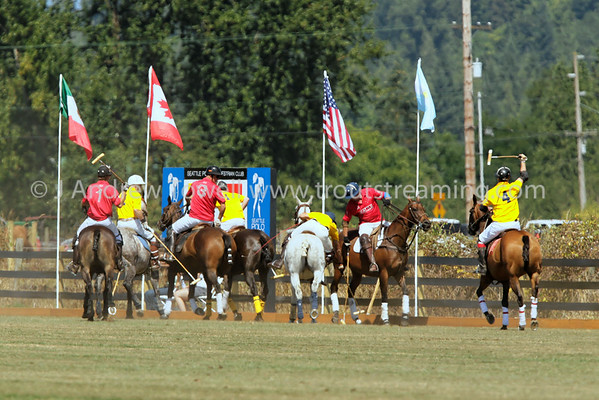 Seattle Polo Club versus Tentology-Big R in Seattle Cup Finals