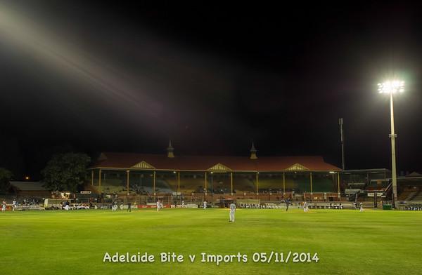 Adelaide Bite v Imports