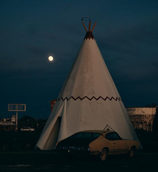 Wigwam Motel, Holbrook, Arizona,