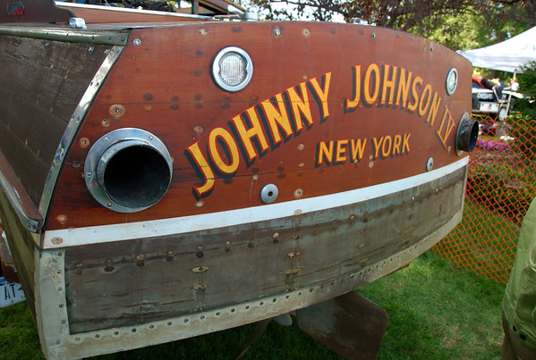"33' 1926 MODEL BABY GAR ""Johnny Johnson IV"""