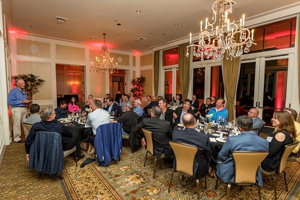 Customer Reception & Dinner, May 2017