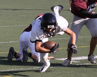 Claremont High School (Scrimmage)