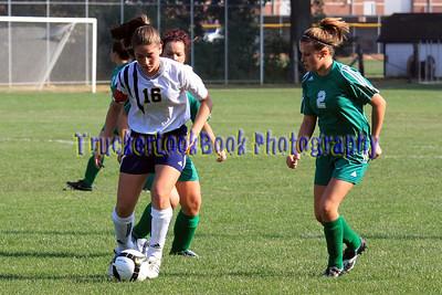 2008 Girls Soccer / Margaretta