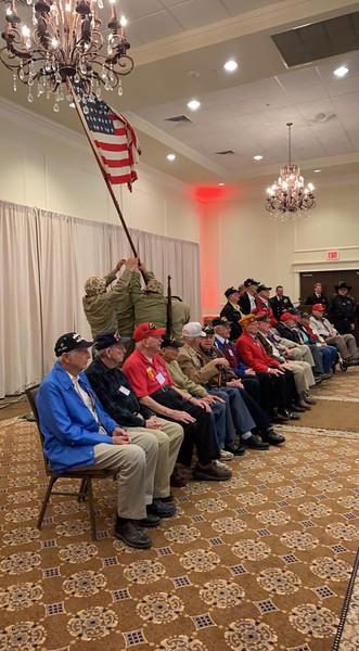 Annual Iwo Jima Survivors Reunion - 02/15/2019