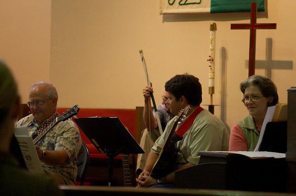Bluegrass Service 2007