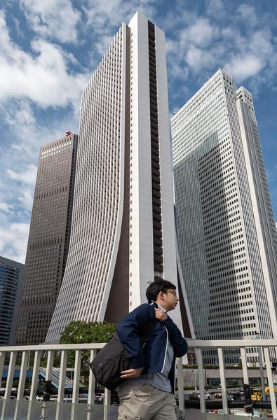 Shinjuku Skyscrapers, Tokyo
