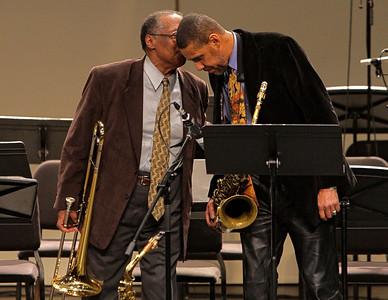 Curtis Fuller Jazz Concert