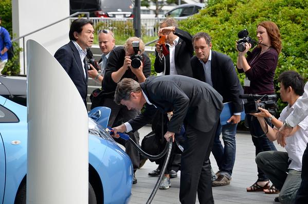Event 2011 HRH Crown Prince Frederik Zero Emission Strategy