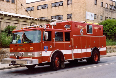 Other Rigs of the Buffalo Fire Department
