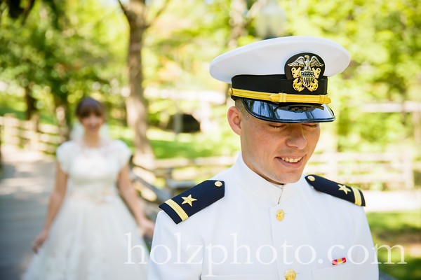 Eric & Helina Color Wedding Photos