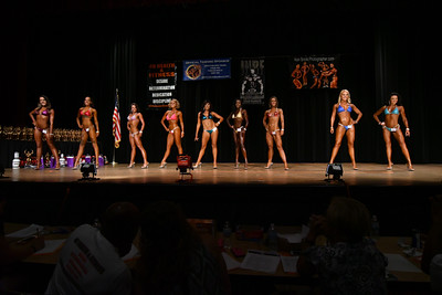 Novice Bikini Finals
