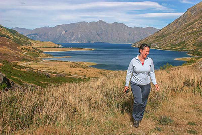 Wanaka & Queenstown Areas