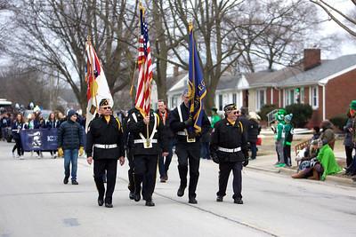 Elmhurst St. Patricks Day Parade