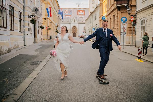 Martina & Goran