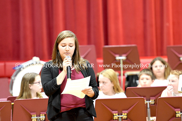 Tekonsha's Spring Band & Choir Concert 5-16-2018
