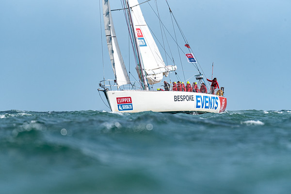 Clipper 68 - Siemens Corporate Race Day