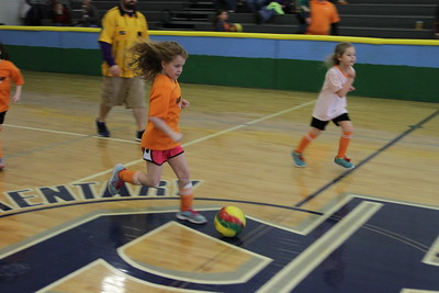 Upward Indoor Soccer