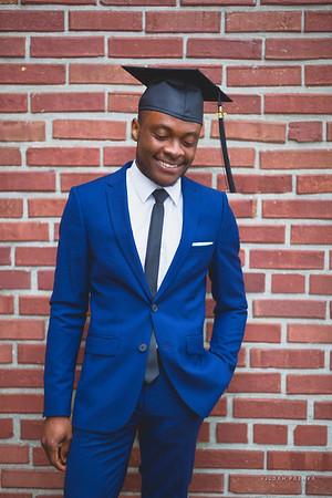 Dan Kester Aliu | 2018 Graduation Photos - Royal Roads University - Victoria BC.