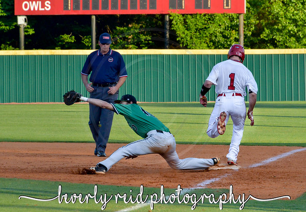 2016-04-25  OHS vrs. East Hamilton (Baseball)