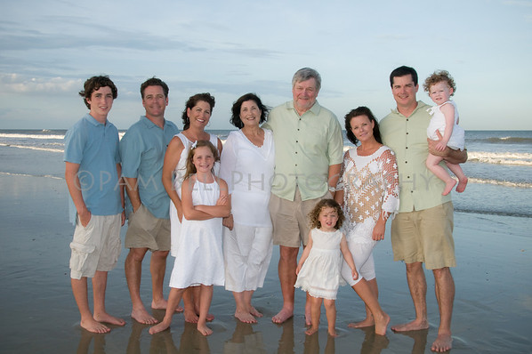 Mallingers and family
