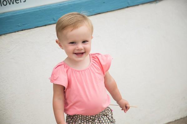 Joslyn Barber 18 Months