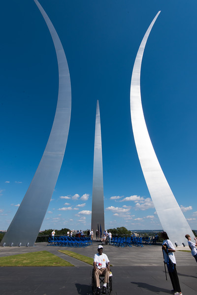9. Air Force Memorial