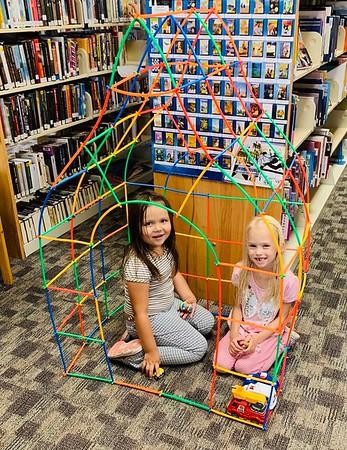 Howe Community Library Photos, 7/4/2021