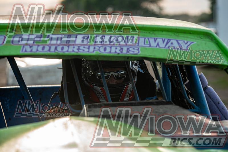 Park Jefferson 8-3-19 Season Championship Mech race /Powder Puff