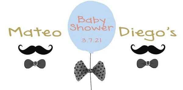 Mateo & Diego's Baby Shower 2021