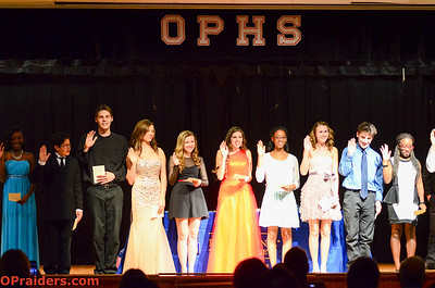 Thespian Awards