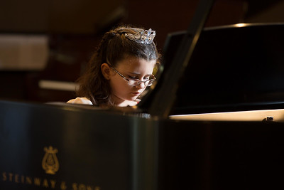 Parker Piano Studios Halloween Recital 2014