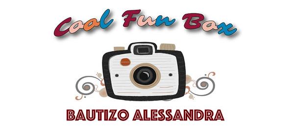 Bautizo Alessandra