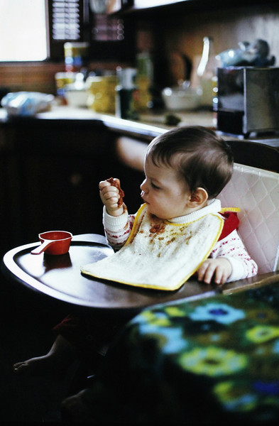 """""""Smushing food in one's fist before consuming is a very effective mode of food preparation."""""""