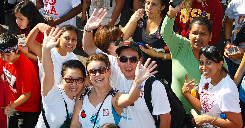27th ANNUAL AIDS WALK LOS ANGELES