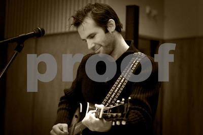 Jake Armerding Trio 2-7-2009
