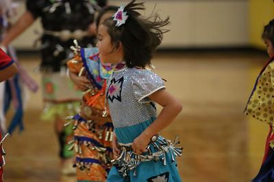 Cherokee Central Schools Pow Wow 11-21-17