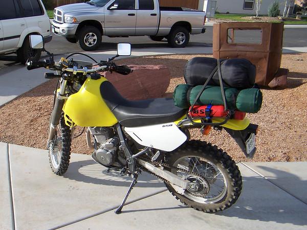 2 Day Ride; Gateway, La Sals, Moab, Kokopelli