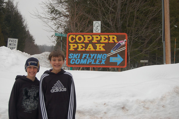 Ski Jumps in the USA