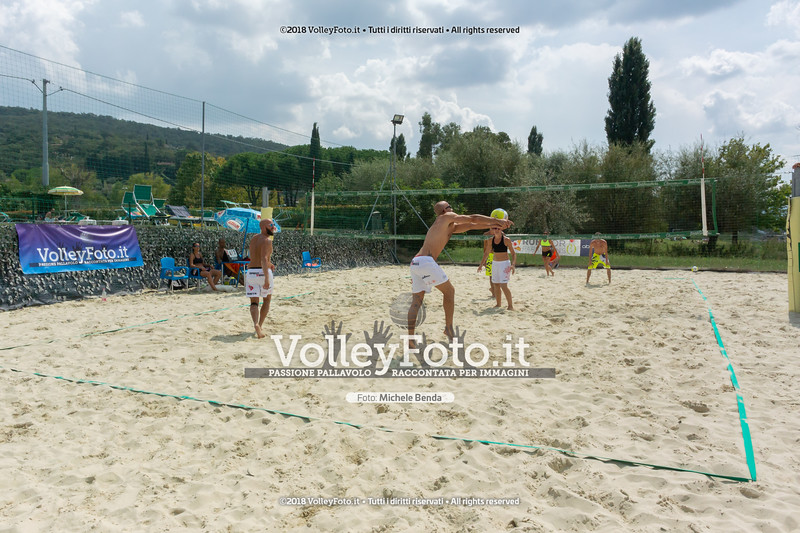 """5ª Edizione Memorial """"Claudio Giri"""" presso Zocco Beach San Feliciano PG IT, 25 agosto 2018 - Foto di Michele Benda per VolleyFoto [Riferimento file: 2018-08-25/_DSC2418]"""