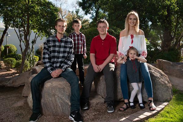 Faulk-Brown Family Photos