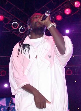 Wyclef Jean - Street Scene 2004 by Webmoment