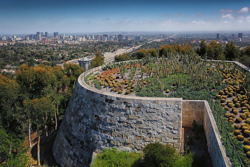 September 3 - Los Angeles Garden_ The Getty.jpg