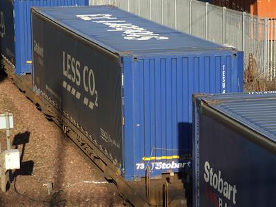 LLP9 - 45' Platform container